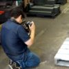 金属加工 機械加工 溶接 撮影
