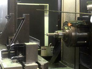 横中ぐり盤 機械加工 金属加工