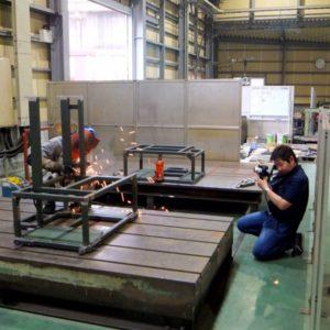 金属加工 機械加工 製缶 溶接